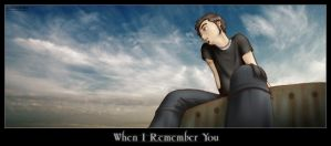 When I Remember You by LeoLeus