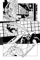 Daredevil page 4 by iliaskrzs