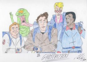 The Real Ghostbusters by MortenEng21