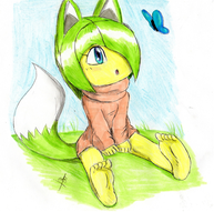 Estela the seedrian/fox by erosmilestailsprower