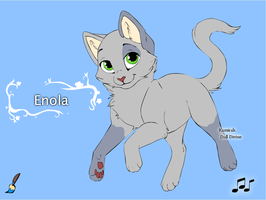 Enola for 100 themes by Dreamer372