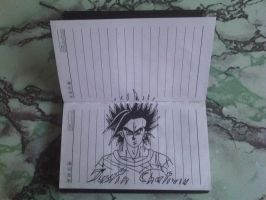 BookDrawing-DRAGONBALL_EVOLITION=05 by eduaarti