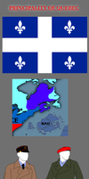 Principality of Quebec by soundwave3591