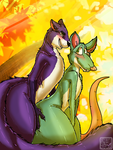 SURLYxBUDDY (The Nut Job) by xTrent968