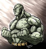 Old School Savage Dragon by DimiMacheras