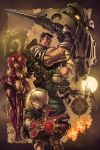 Battlechasers Campbell Style by iANAR