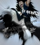Gajeel 's Madness by GoldenDragonSlayer