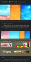 Clouds tutorial - Full view by Kanza