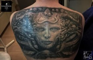 Giger Li by Anderstattoo