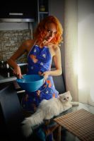 In the kitchen by ideea