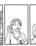 Cloverdale 1-2 panel preview by JoyousInsomnia