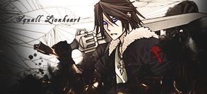 Squall Lionheart Style by GreenMotion