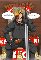 Comm: The Hound by Ninja-8004
