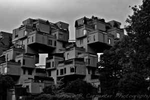 Habitat 67 by spcbrass