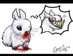 The rabbit of Caerbannog by cme