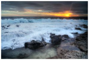 The Wave by Climbotizzo
