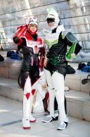 Tiger n Bunny: Herosuit by Promano