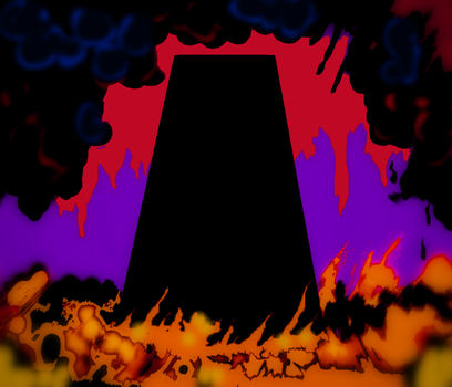 Hell's Obelisk by JOHNNYFB