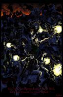 Resident Evil 2010 Tribute by Ari-Spike-Nadelman