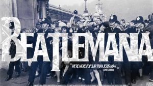 Beatlemania Wallpaper by IshaanMishra