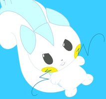 Pachi Pachi's anger by drill-tail