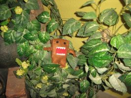 Domo plush by RaZero0