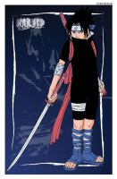 Sasukes Determination by SubCre8or