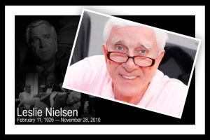 Leslie Nielsen, In Memoriam by s1206