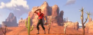 Lost in the Desert by MrComrade