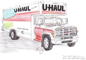 1970's GMC_Chevy Uhaul by Deorse