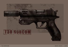 T38 Norcom by marcnail