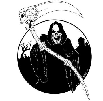 The Real Grim reaper by groovi16