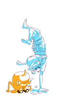 AT- Handstands by Laur-