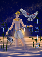 My Animal- THOTH by ZombieOwl