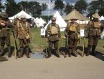 Royal west Kent regiment reenactment group by FFDP-Neko