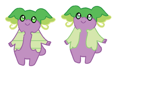 Spike as Audino by Omi-New-Account