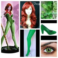 Poison Ivy reference images by lousciousfoxx