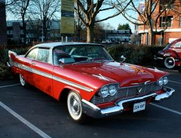 Plymouth Fury by smevcars
