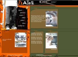 skaters site design by decepticons