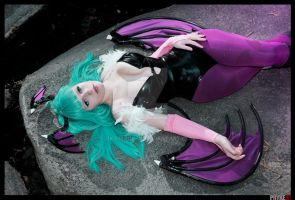 Morrigan XIII by jkdimagery