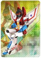 TF : starscream by Radegunde