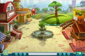 BG for interactive game by windmile