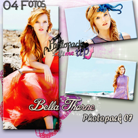 Photopack 07 Bella Thorne by PhotopacksLiftMeUp