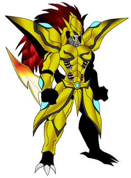 AQW Armor Suggestion-Justice X Armor by vandalgion