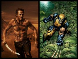 Marvel Casting - Wolverine by Doc0316