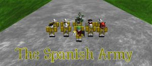 The Spanish Army[TSD] by Drynoa