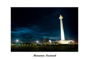 Monumen Nasional... by private7seven