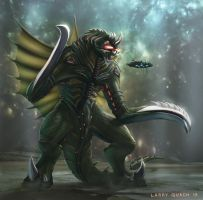 Gigan Final Cyborg Mode by NoBackstreetboys