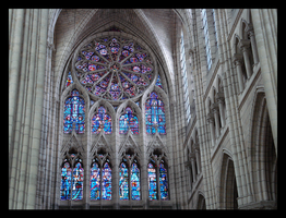 Cathedrale Saint Gervais VI by BluePalmTree