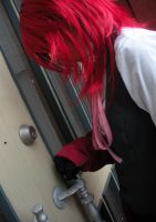 Cosplay - Locked Out by LadyVincira